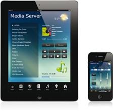 управление домашним кинотеатром iPad iPhone