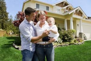 семья умный дом