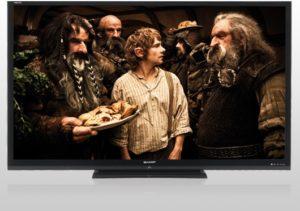 телевизор контрастность