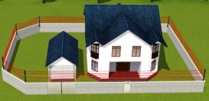 Пересечение периметра охрана Умного Дома