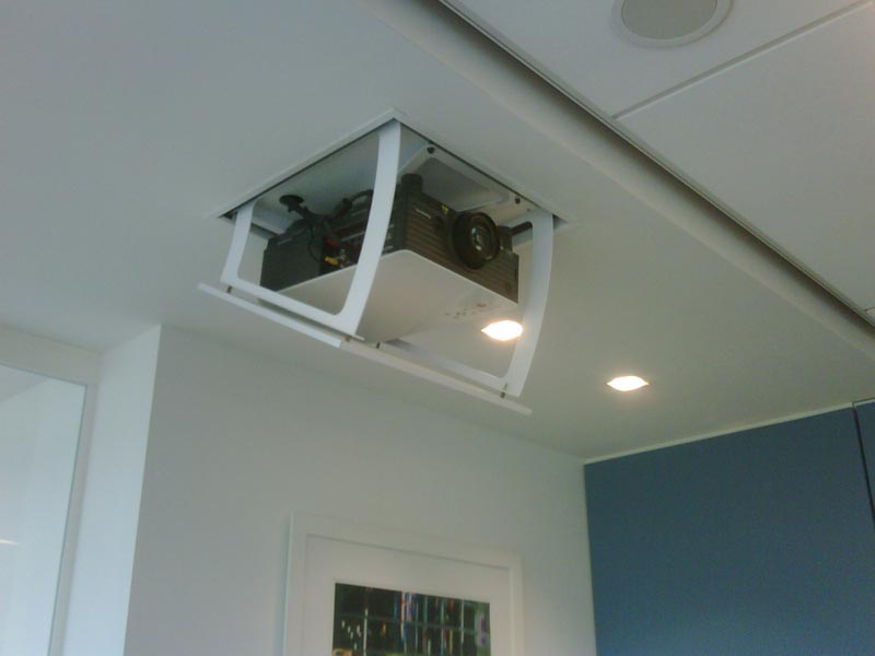 Лифт проектора