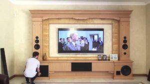 домашний кинотеатр с телевизором
